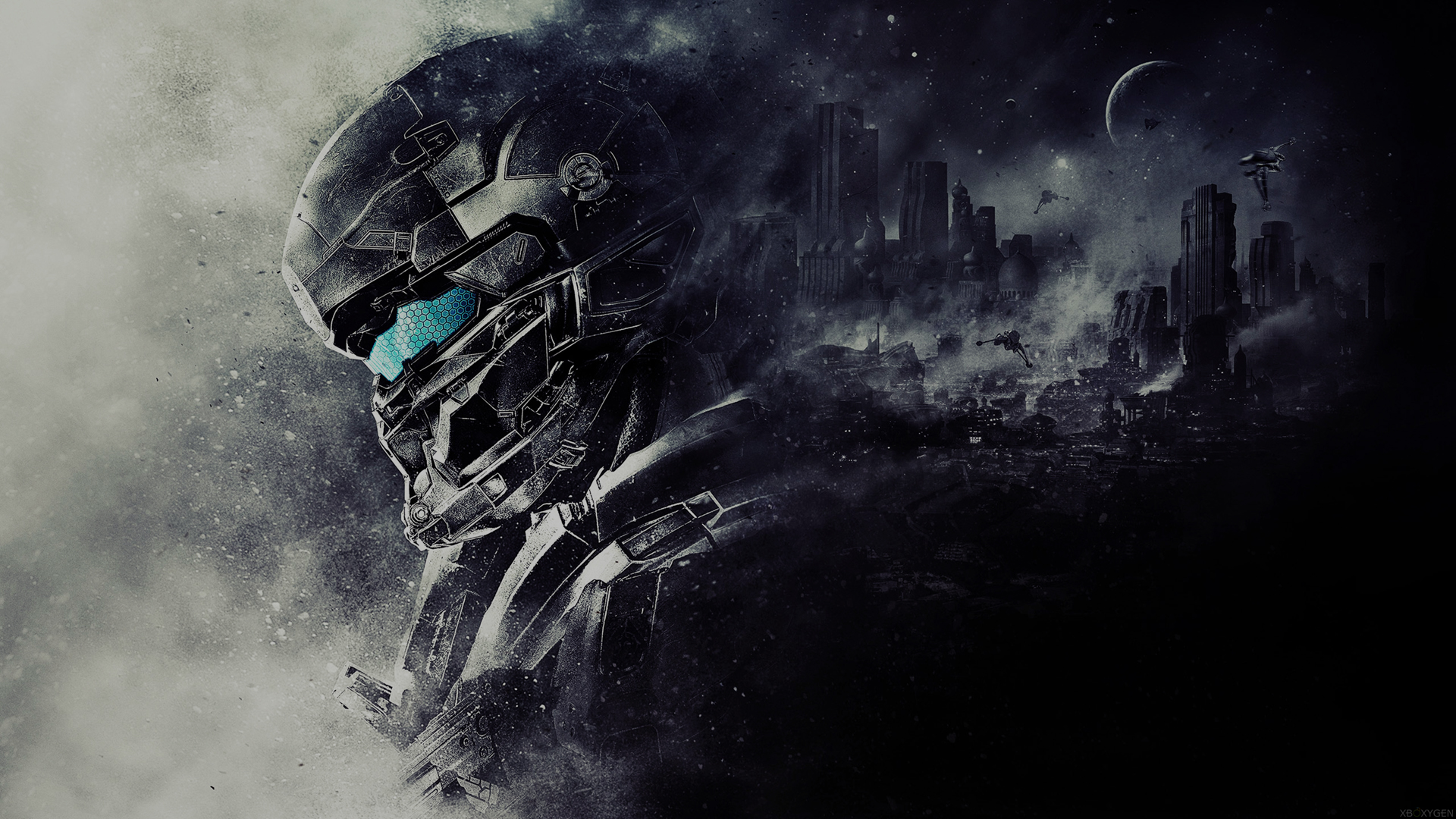 Gut gemocht Des fonds d'écran Xbox One pour la nouvelle interface | Xbox One  VD07