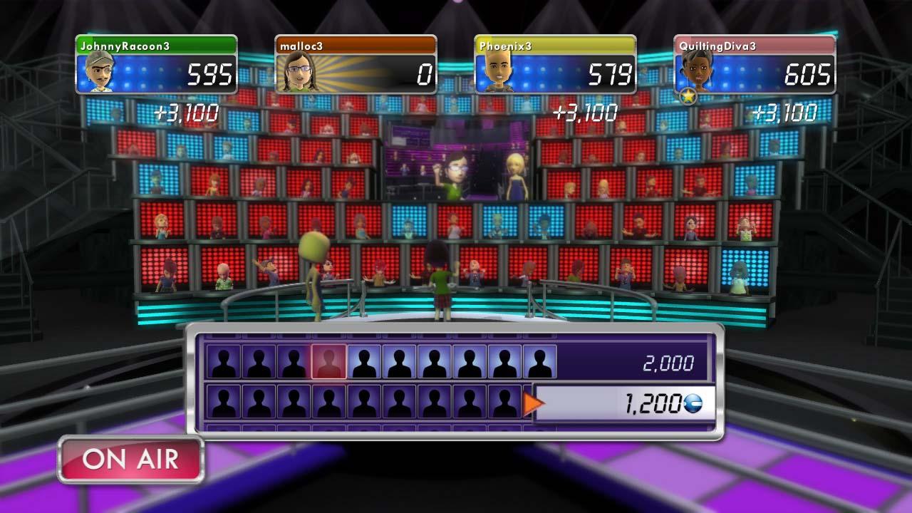 Des images de 1 vs 100 | Xbox One - Xboxygen