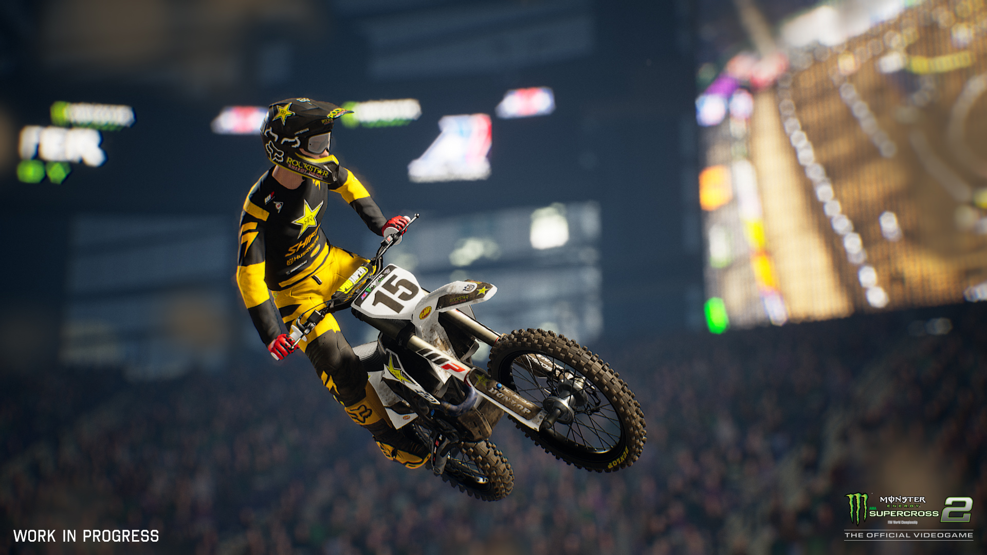 Supercross 2 The Game : trailer d'annonce, infos et date de sortie !   Xbox One - Xboxygen