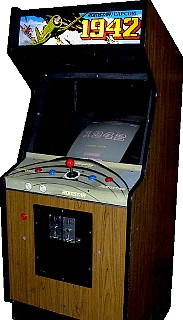 borne arcade 1942