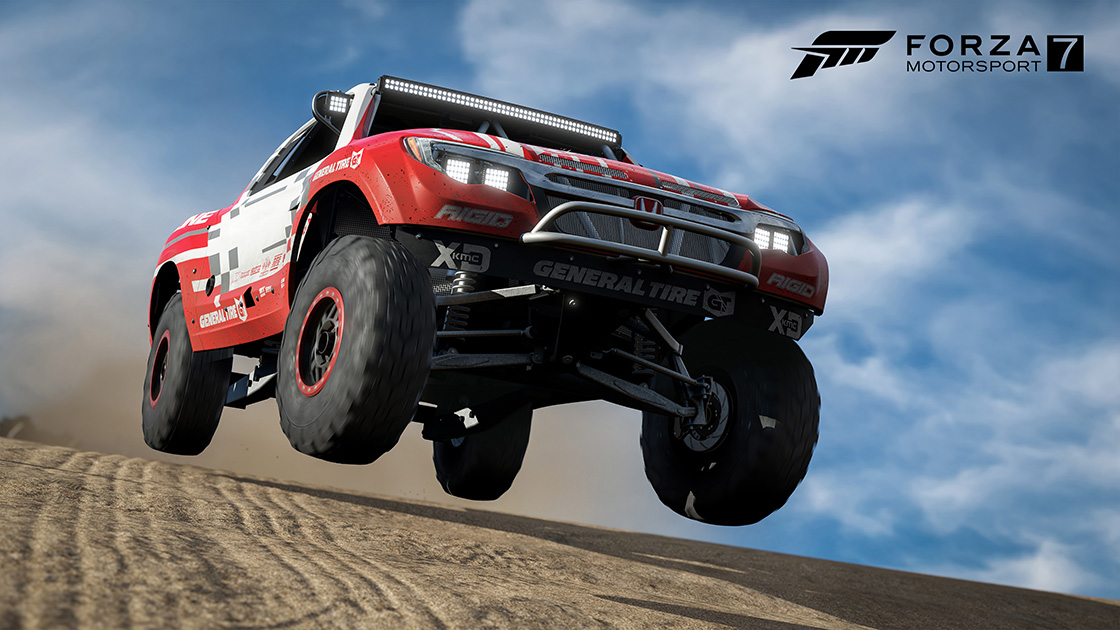 Forza 7 Un Patch Avec Des Nouveaut 233 S Et Optimisations