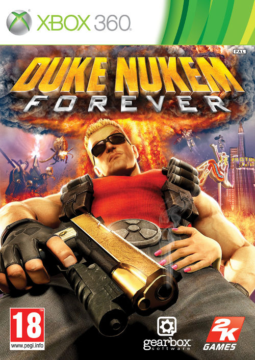 Duke Nukem Forever READNFO [PAL] XBOX360 (exclue) [FS][US]