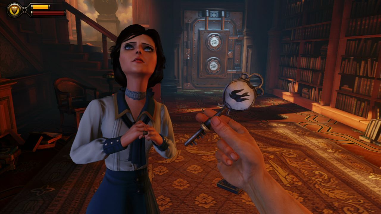 Bioshock Infinite Code In Elizabeth S Room How Solce