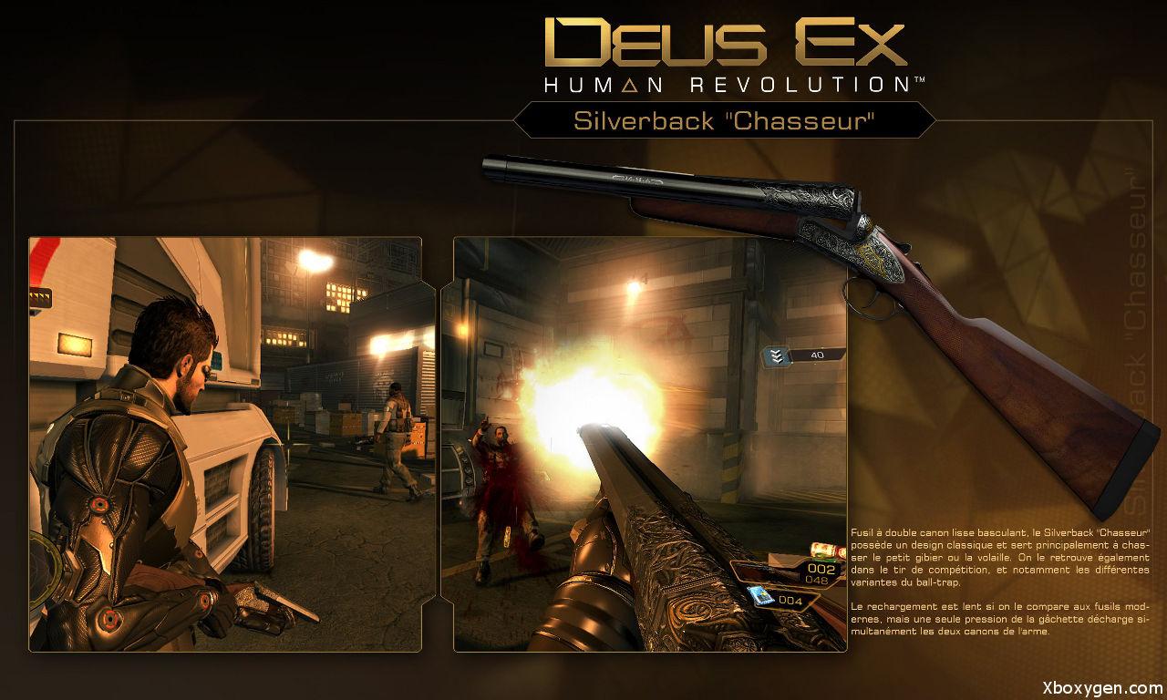 Deus Ex : l'édition collector (augmentée) en détails ...