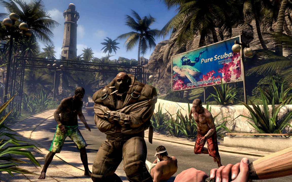 Dead Island Youtube Bande Annonce