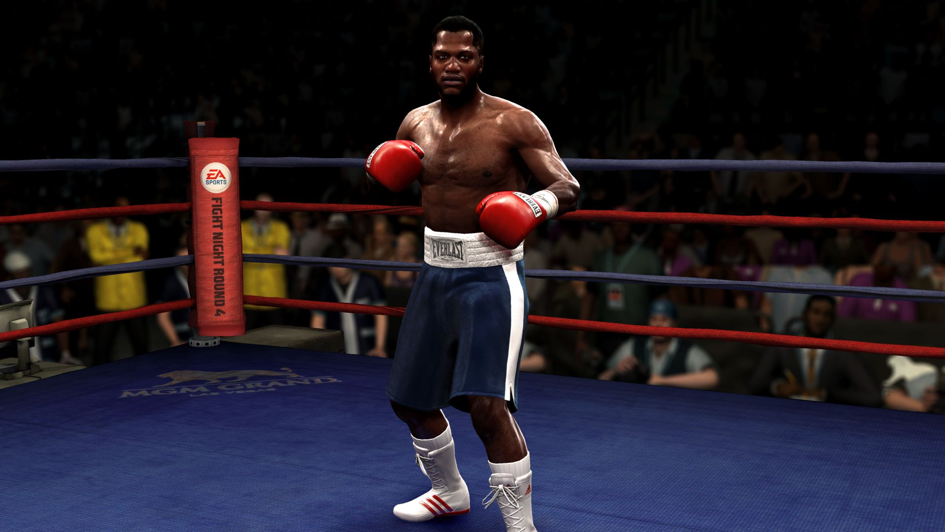 how to play fight night champion on xbox one