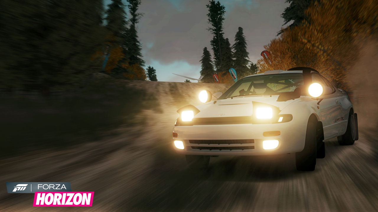 Forza Horizon Dlc Rally