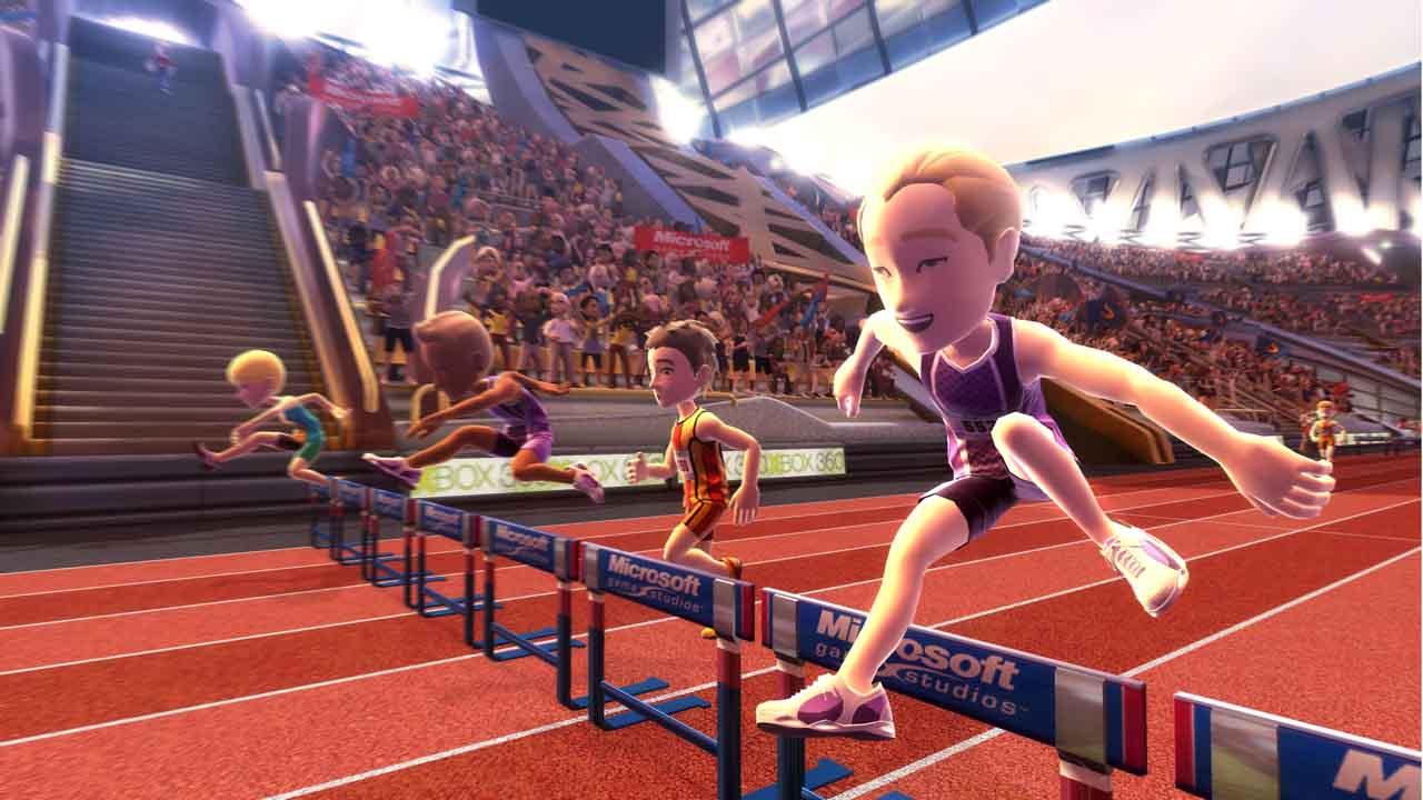 Kinect Sports Prend La Pose Xbox One Xboxygen