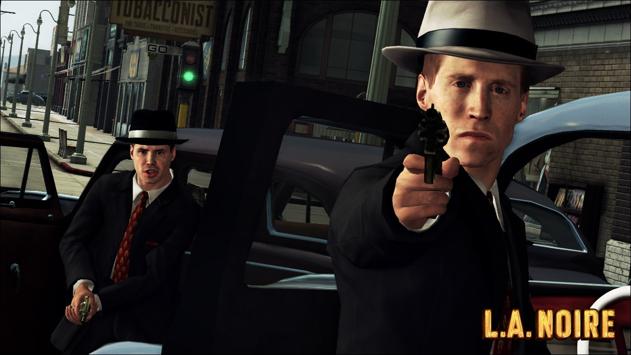 L A Noire Revient Avec Quelques Images Xbox One Xboxygen