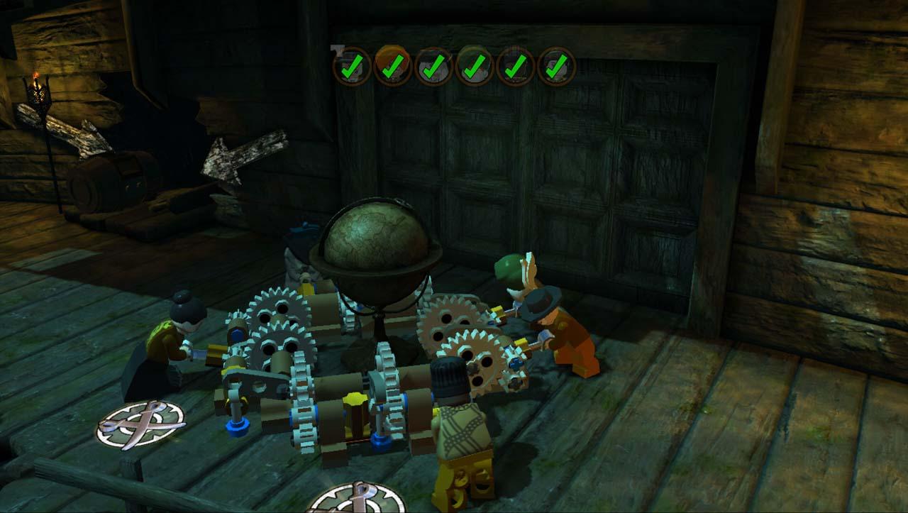 Le plein d'images de Lego Pirates des Caraïbes | Xbox One ...