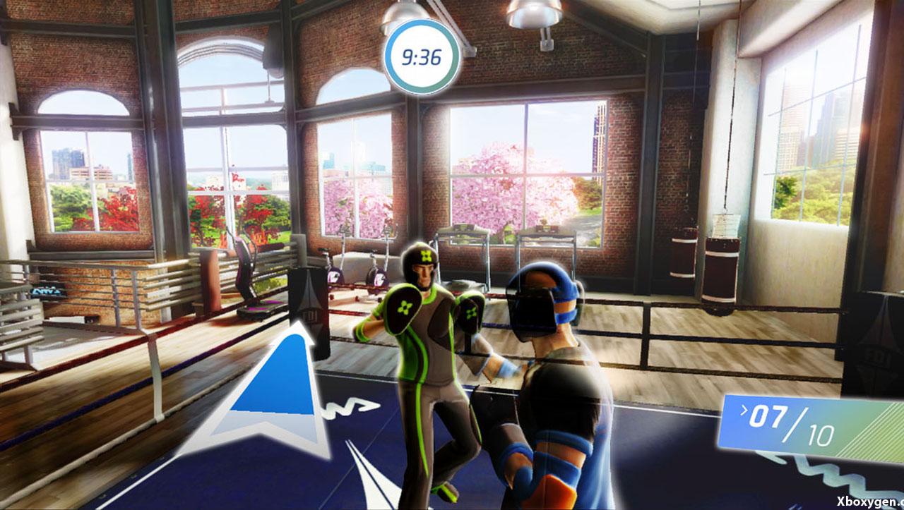 Mon Coach Personnel Self Defense Sur Kinect Xbox One