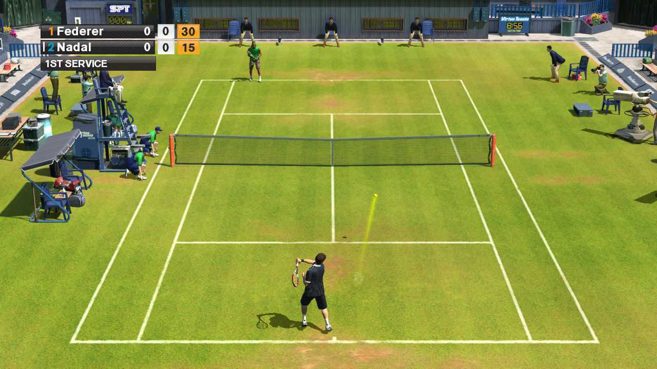 jeux tennis