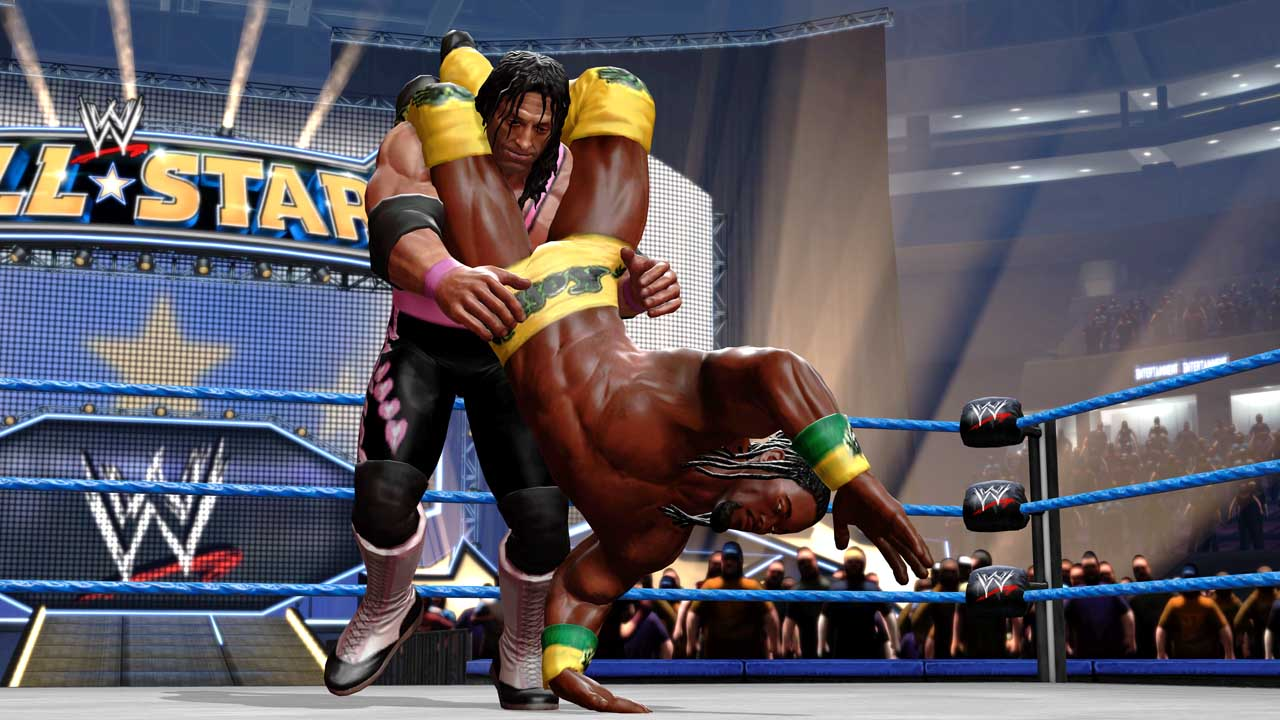 wwe all stars se montre en vid233o et images xbox one