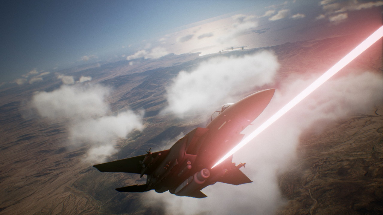 Ace Combat 7 Une Grosse S 233 Rie D Images En Plein Air