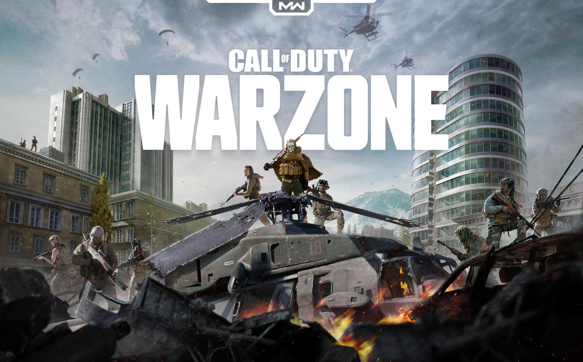 Call of Duty Warzone : télécharger le jeu gratuitement dès ...