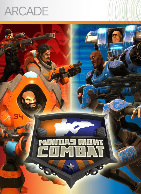 Monday Night Combat Update 1 - SKIDROW (Exclu) [FS][UD]