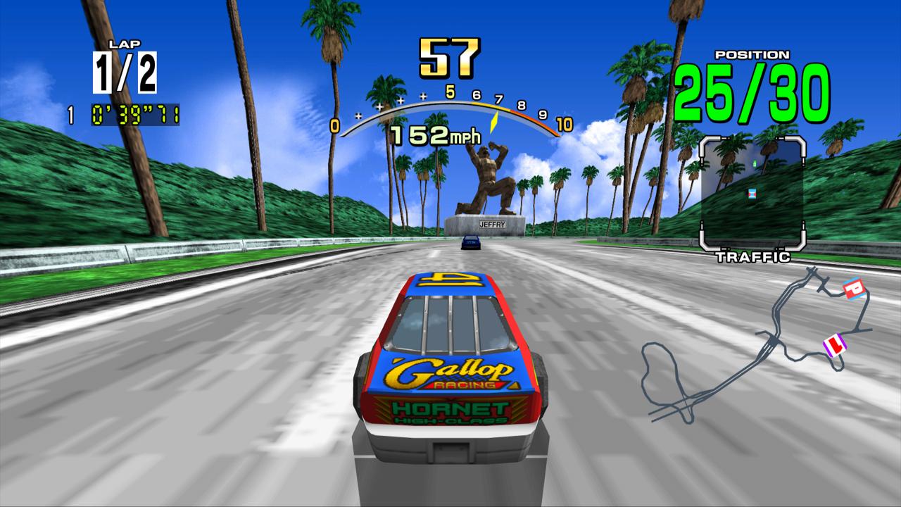 Daytona USA en images | Xbox One - Xboxygen