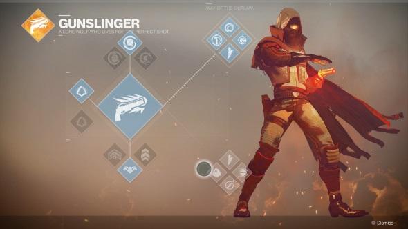 Build Chasseur Destiny  Jugement