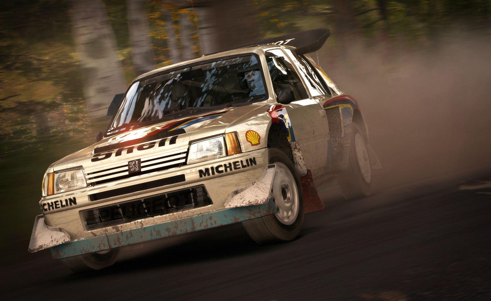 Dirt Rally Best  Car