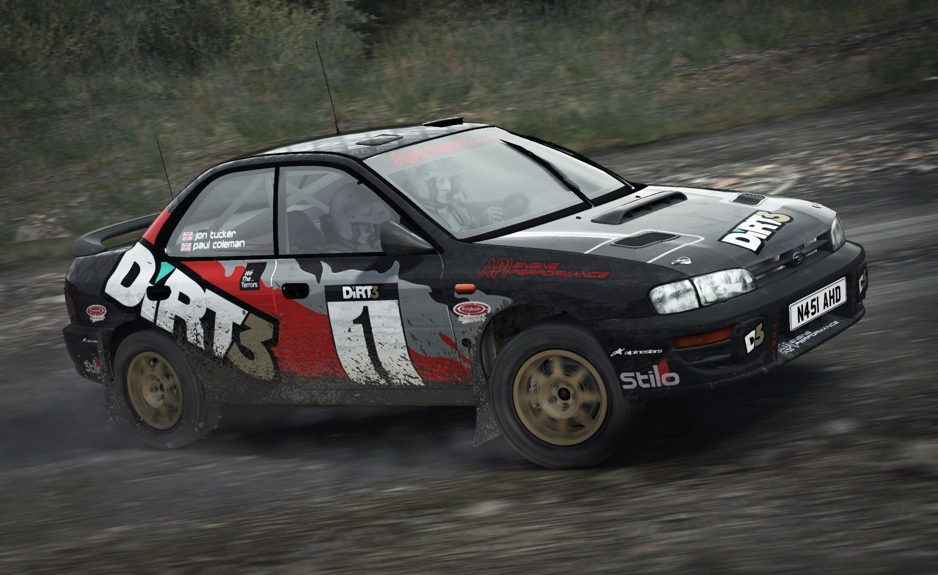 dirt rally annonc officiellement et dat sur xbox one xbox one xboxygen. Black Bedroom Furniture Sets. Home Design Ideas