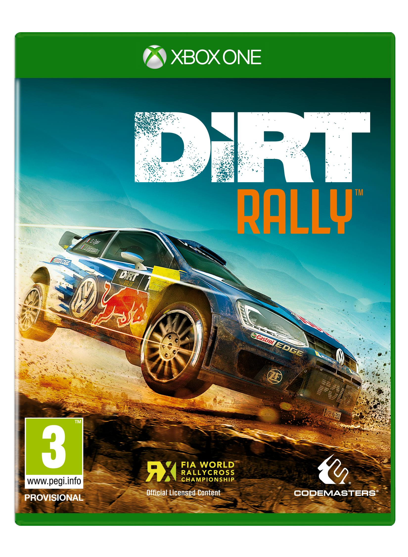 dirt rally annonc officiellement et dat sur xbox one. Black Bedroom Furniture Sets. Home Design Ideas