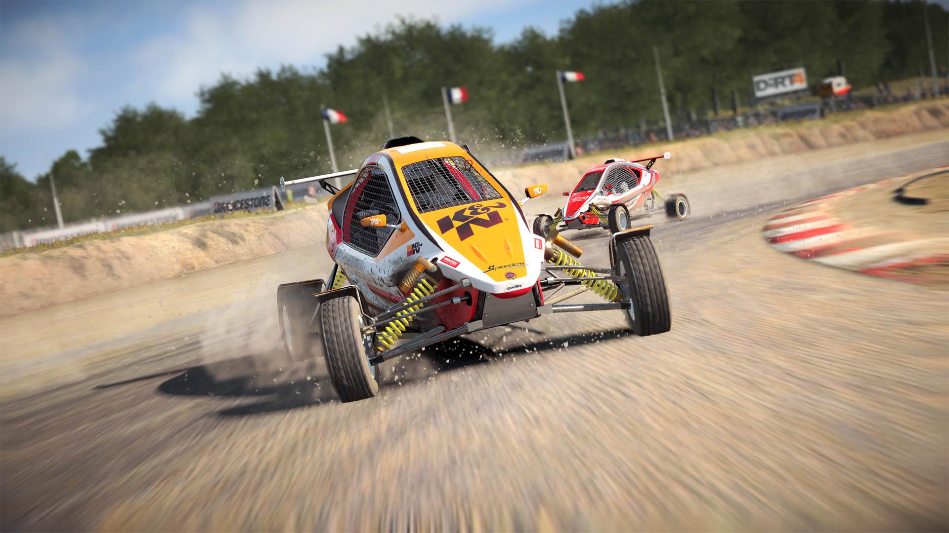 dirt 4   le rallycross  u00e0 l u2019honneur sur ce dernier trailer
