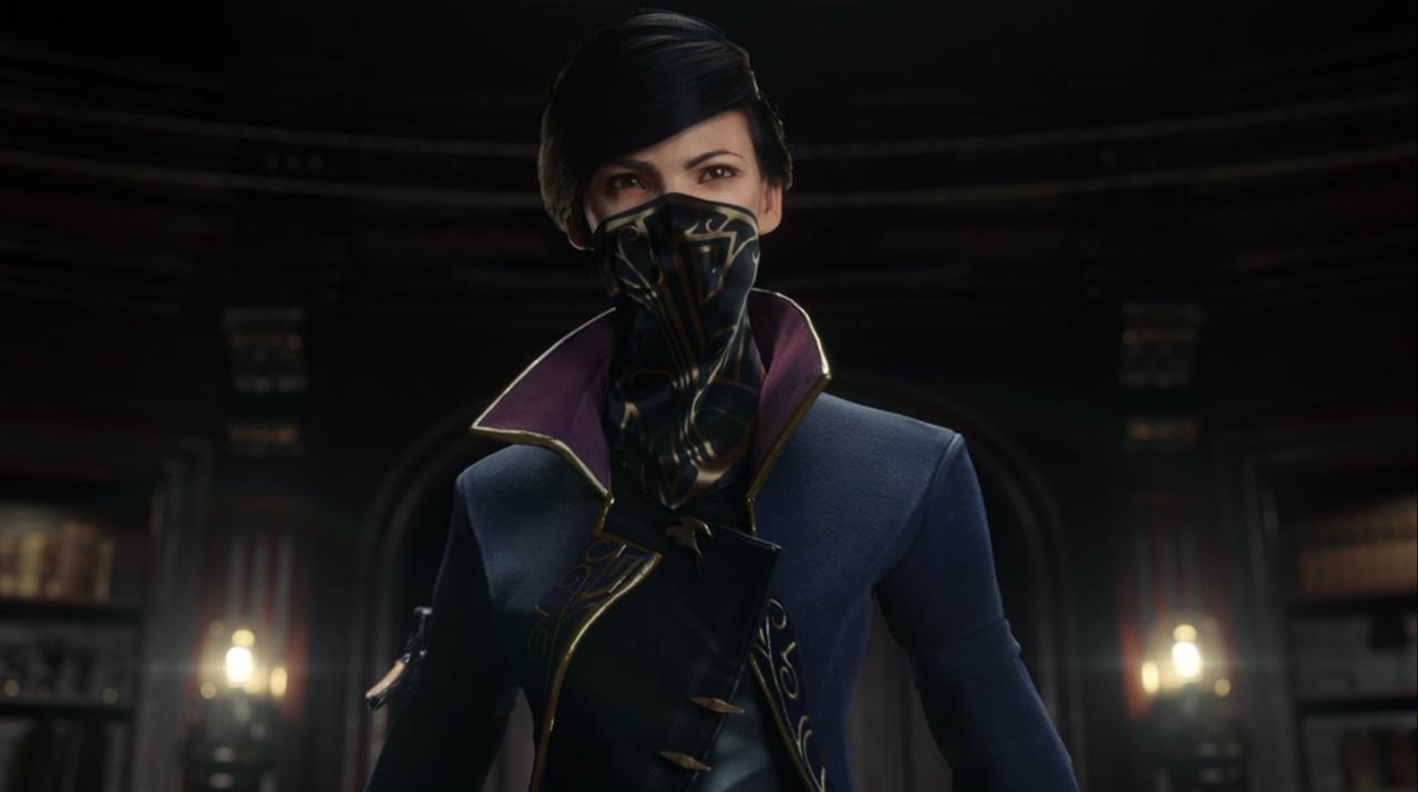 Dishonored  Ce W Corvo Mask Ring
