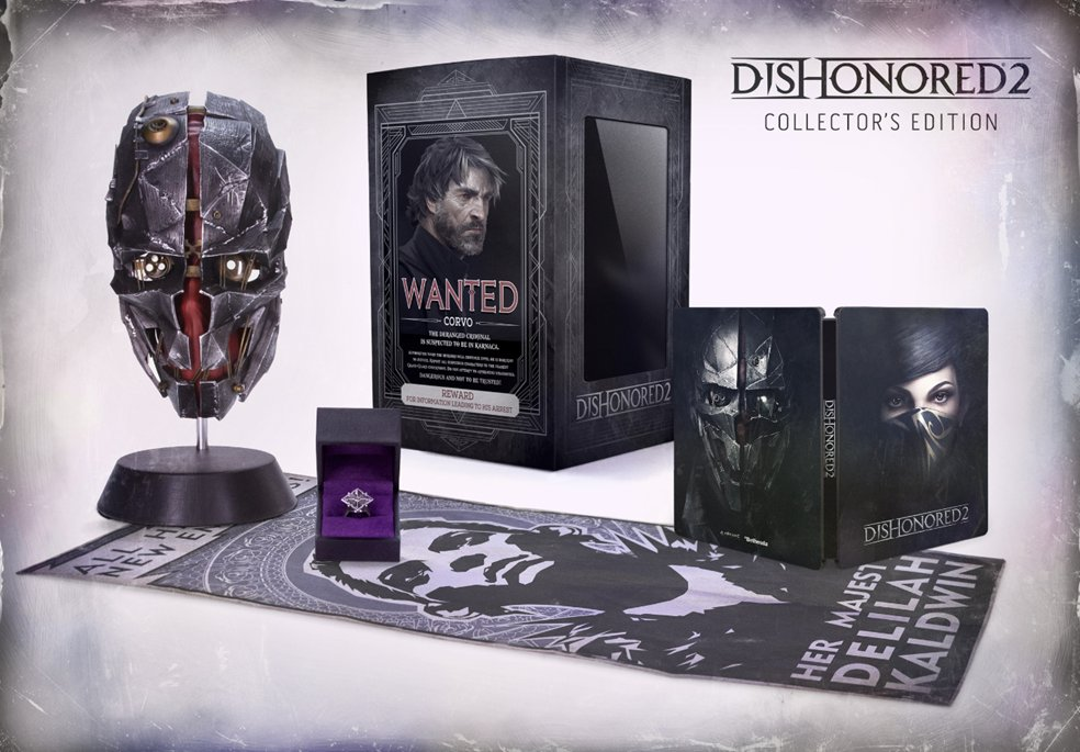 Dishonored  Collector S Edition Emily S Ring Size