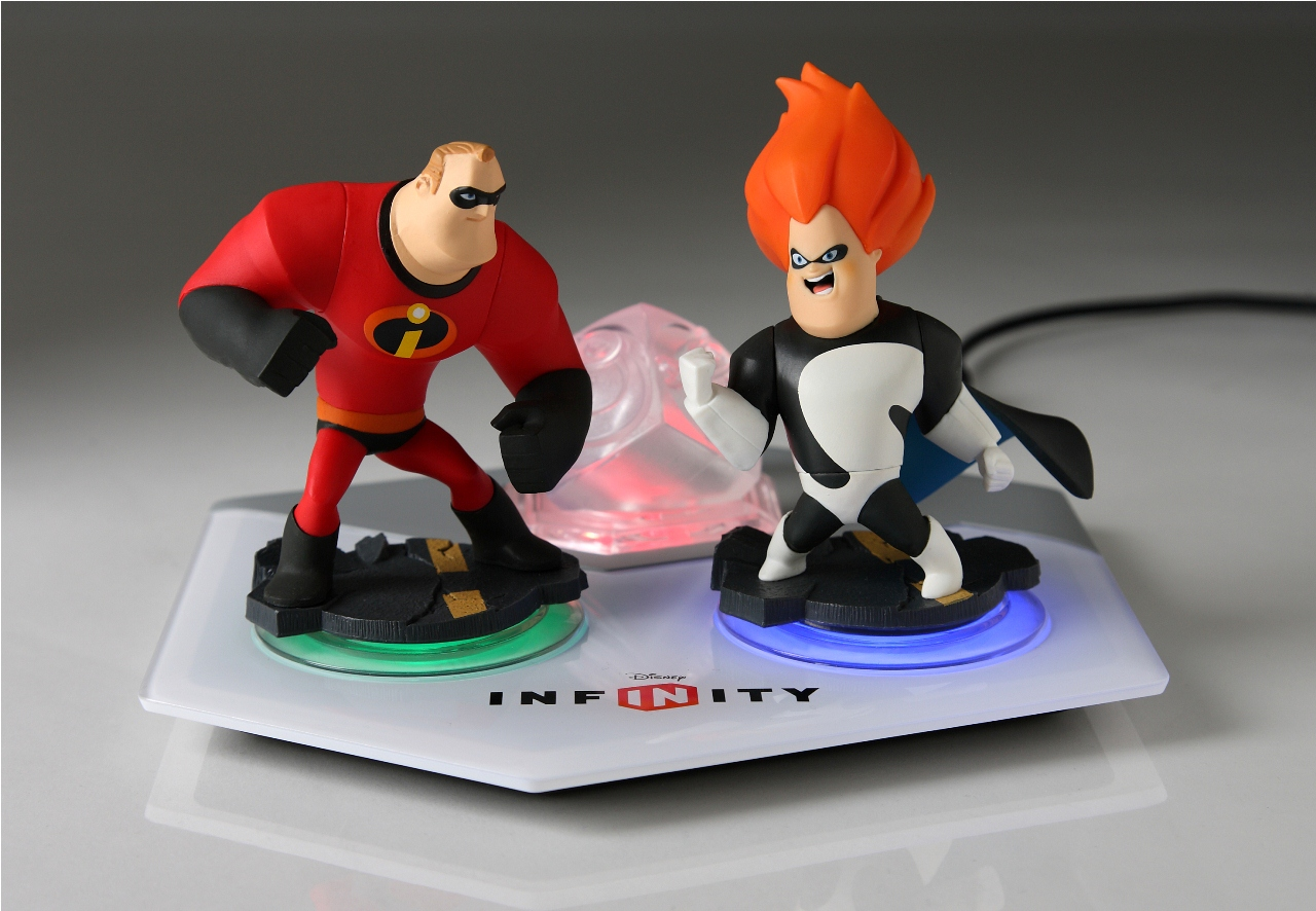 Cars Playset Disney Infinity