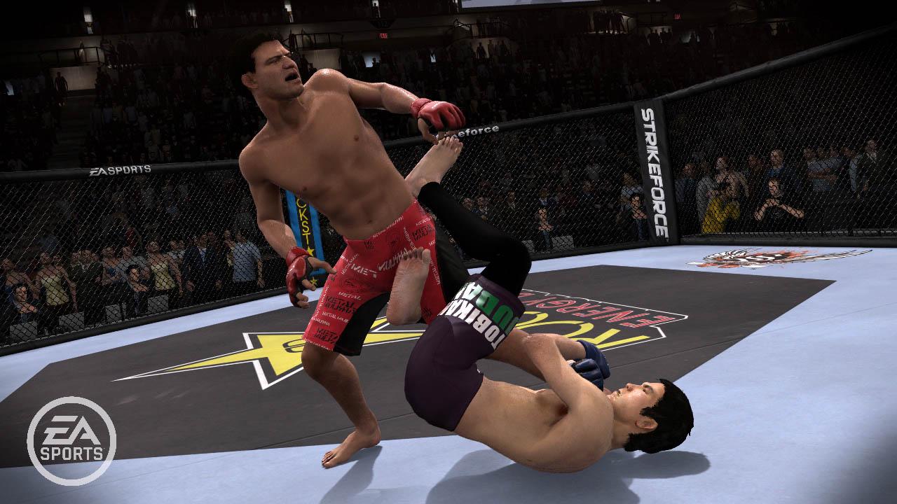 De la chair fraiche en images pour MMA | Xbox One - Xboxygen