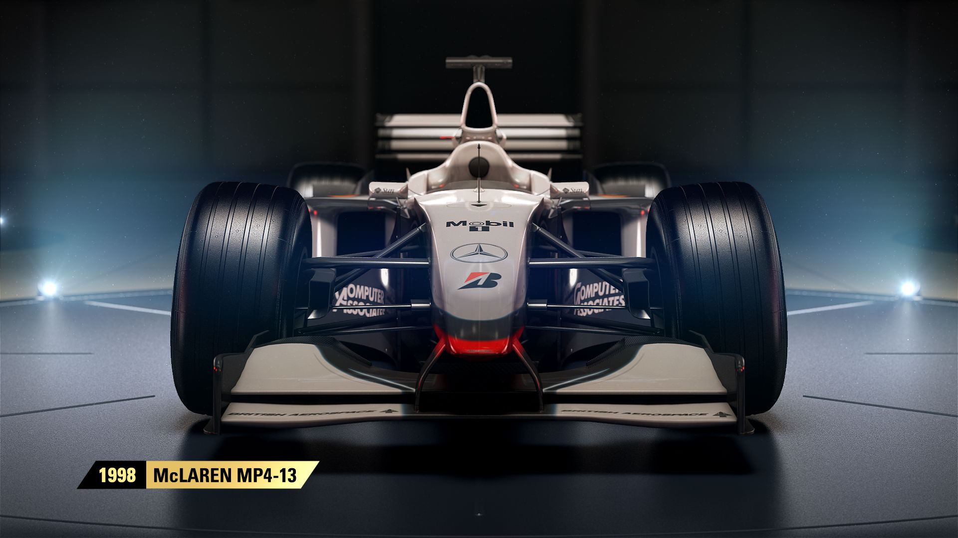 F1 2017 Les Mclaren Classiques Dévoilées En Vidéo Et Images Xbox