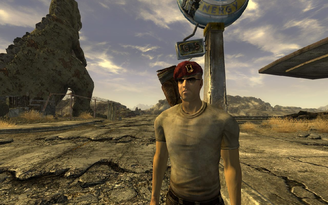 how to clean fallout new vegas