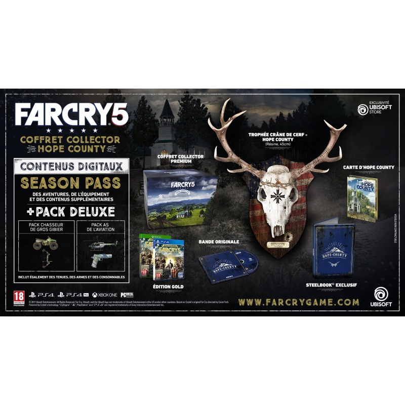 [E3] Far Cry 5 : Du gameplay en Co-Op !