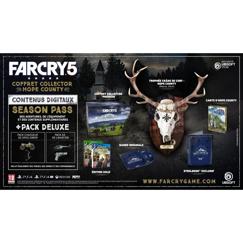 Far Cry 5 : un trailer religieux et une vidéo de gameplay inédite
