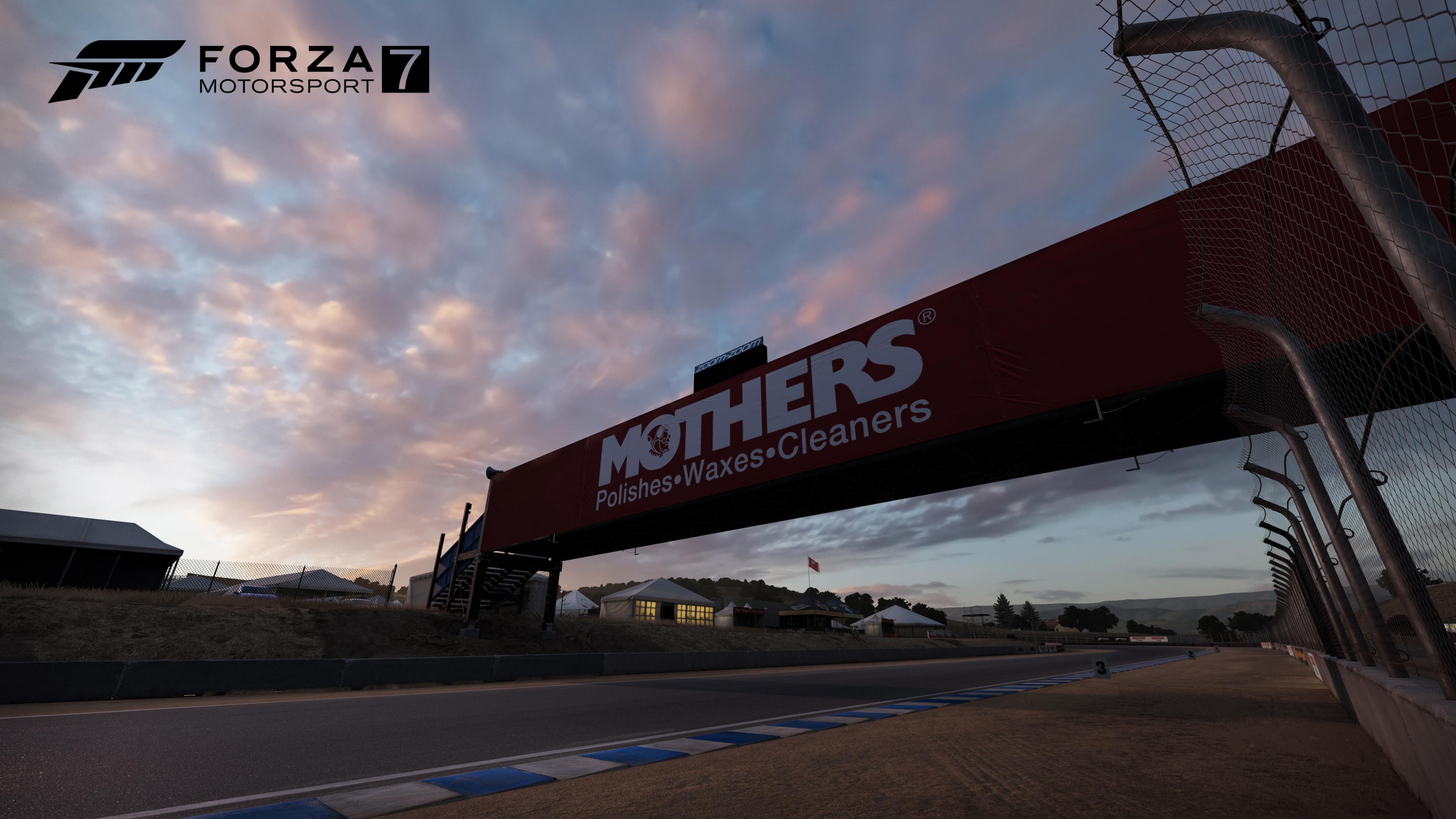 Mazda Raceway Laguna Seca >> Forza Motorsport 7 : liste des 32 circuits et images humides | Xbox One - Xboxygen