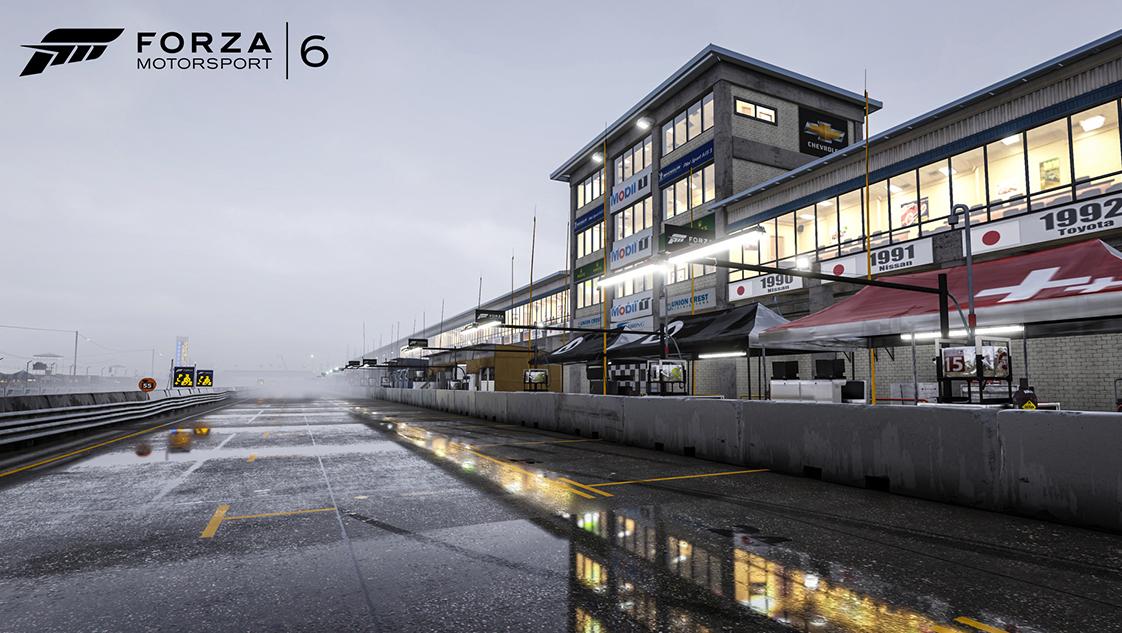 Forza Motorsport 6 Les Circuits Et Conditions M 233 T 233 Os