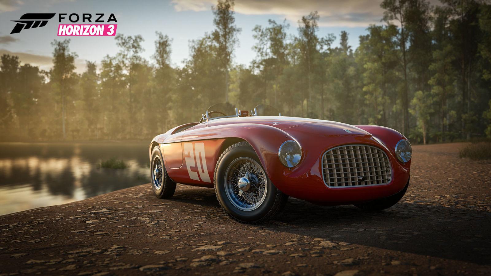 Forza Horizon 3 D 233 Voile Une Nouvelle Liste De Voitures Et