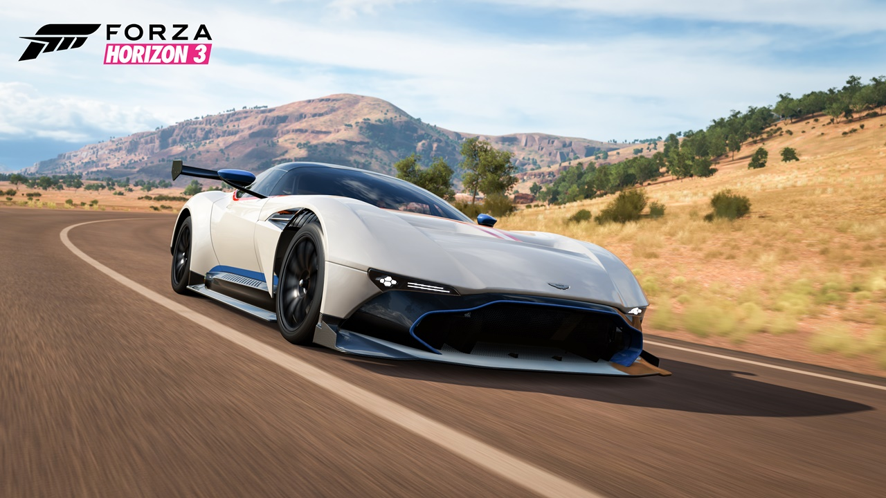 forza horizon 3 le pack de voitures smoking tire est arriv avec l aston martin vulcan xbox. Black Bedroom Furniture Sets. Home Design Ideas