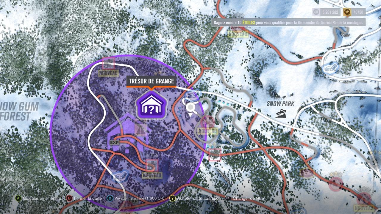 MAJ] Forza Horizon 3 : notre guide pour trouver les 15 (+4