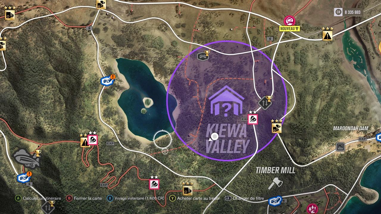 Maj Forza Horizon 3 Notre Guide Pour Trouver Les 15 4 Tresors