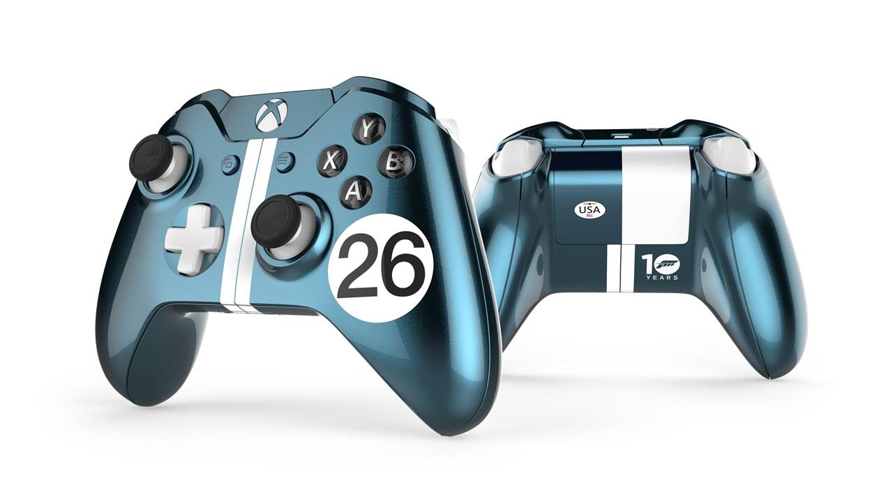 Des Manettes Xbox One Collector 24h Le Mans En Hommage 224