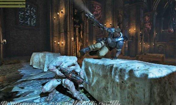 Gears Of War 4 Des Images Publi 233 Es Par Game Informer