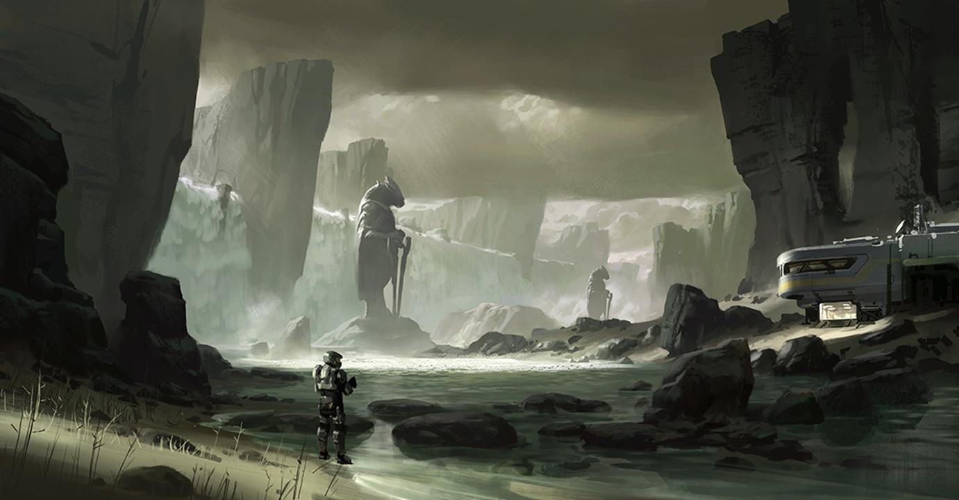 Halo 5 un nouveau v hicule a rien et un boss mecha grunt for Halo ce portent 2 firefight