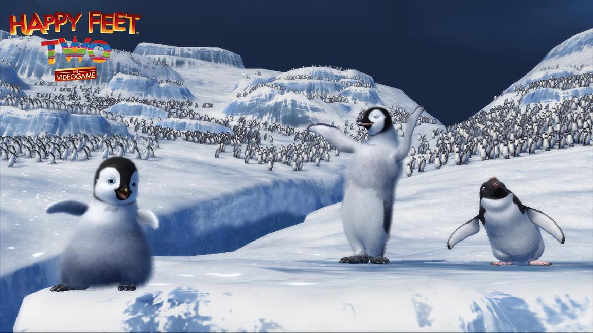 Les Manchots Qui Dansent En Image Xbox One Xboxygen