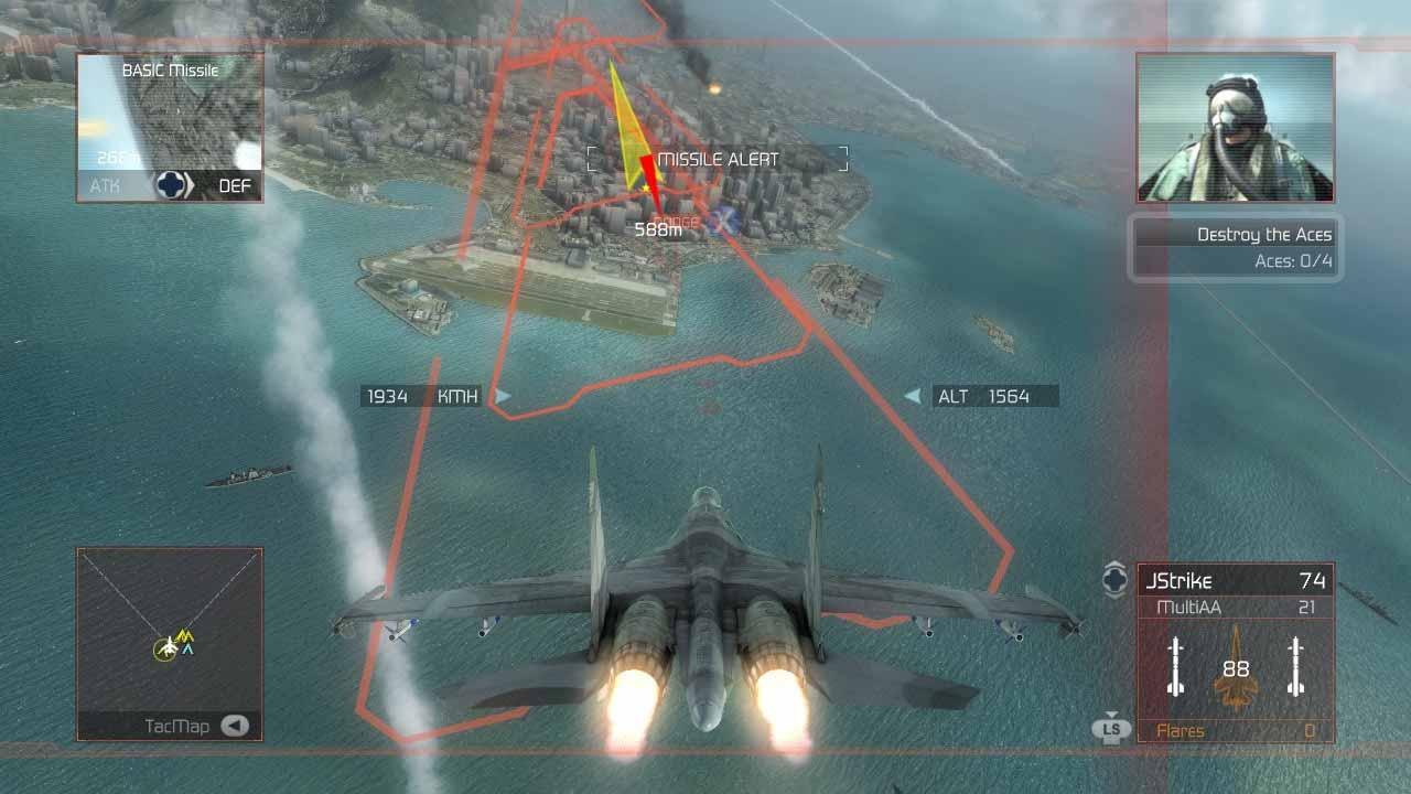 jeu avion de chasse pc