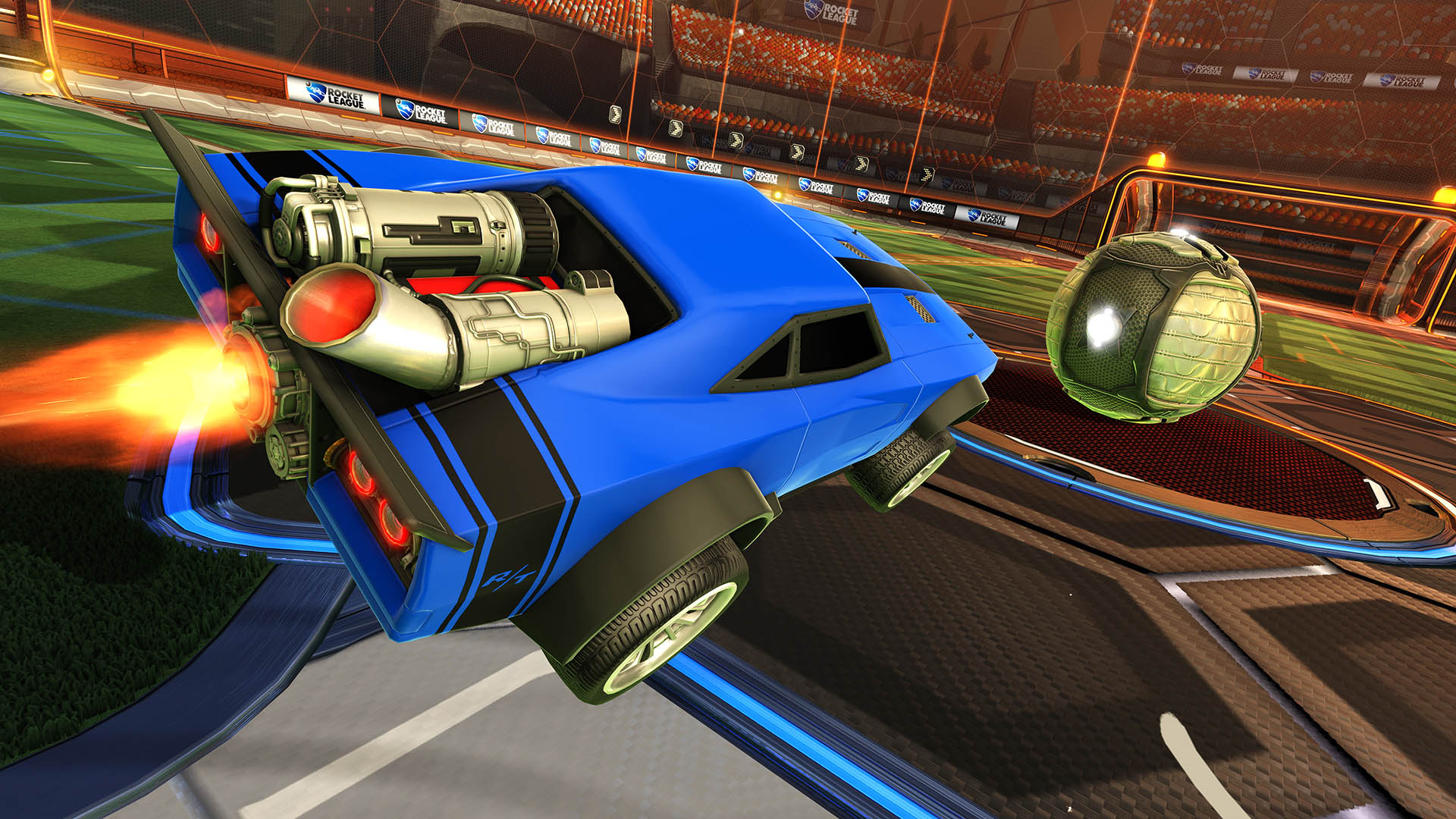 rocket league how to make cross platform party