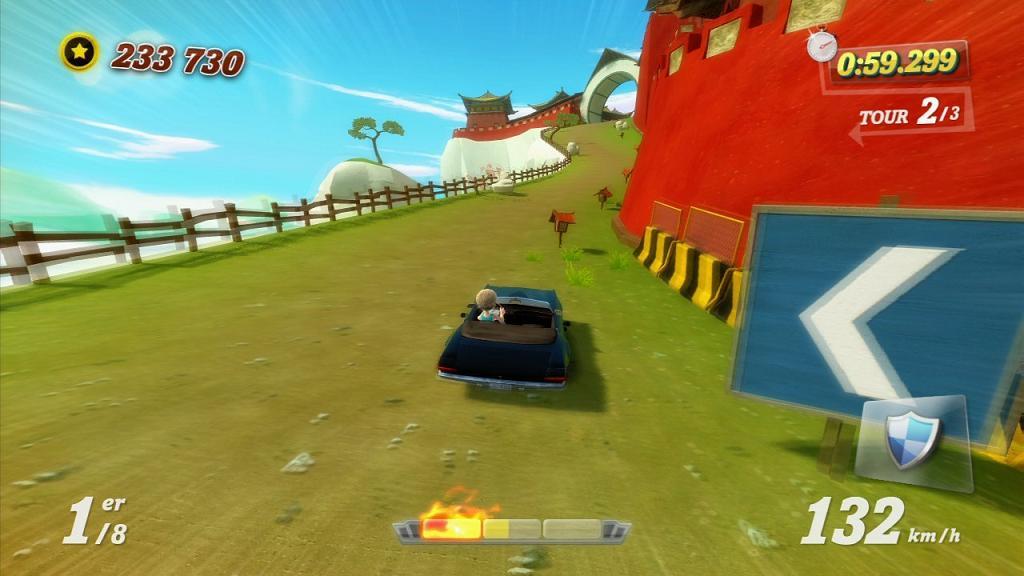 Joy Ride Turbo Car Parts Crimson Park