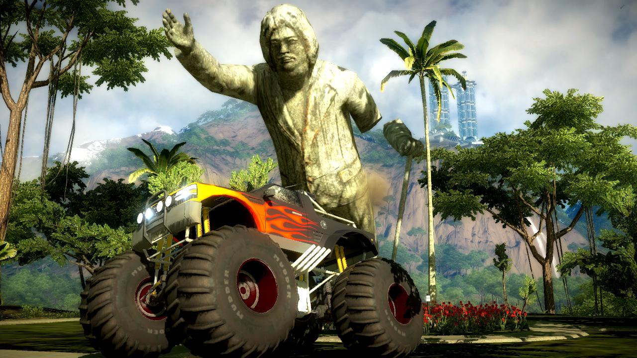 Nouveau DLC disponible pour Just Cause 2