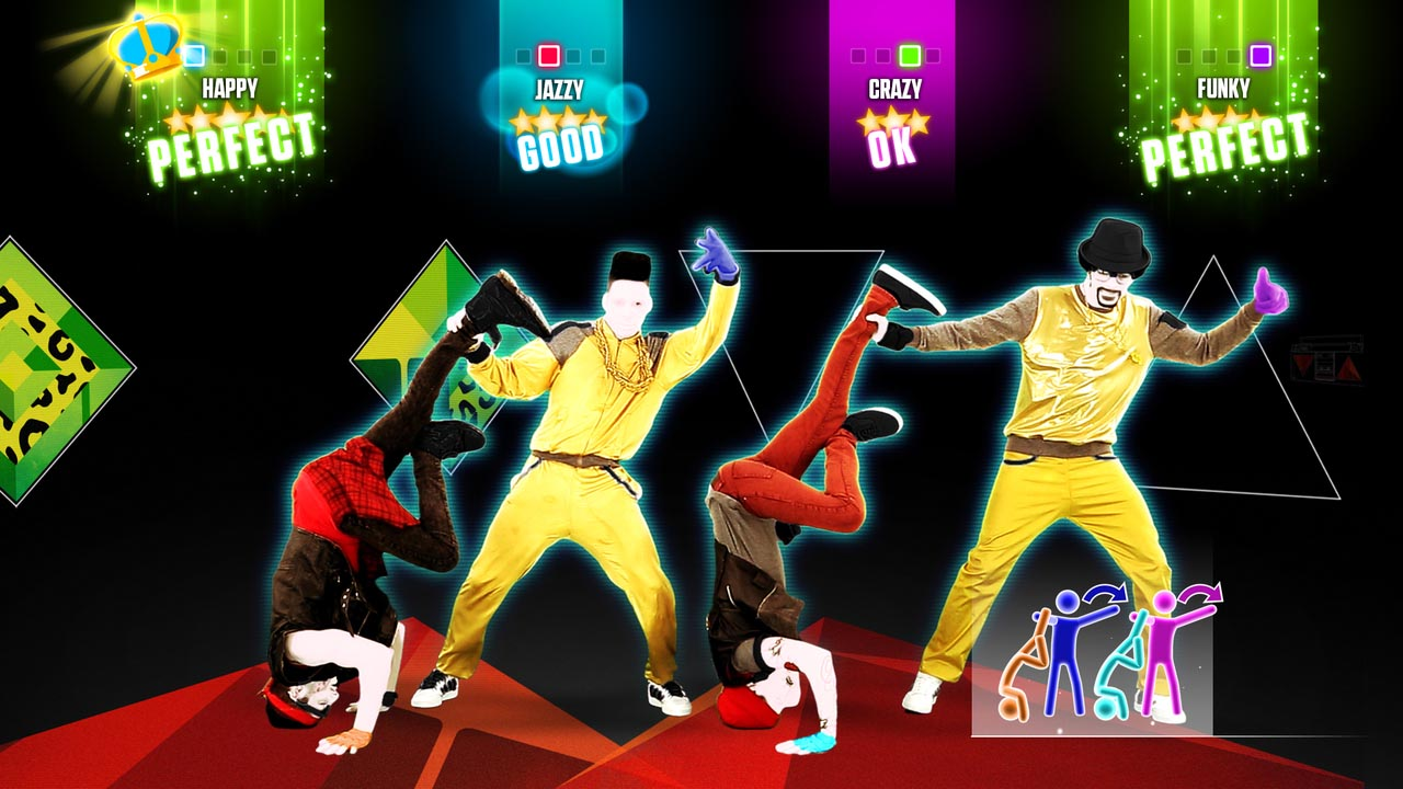 how to play just dance on xbox one x