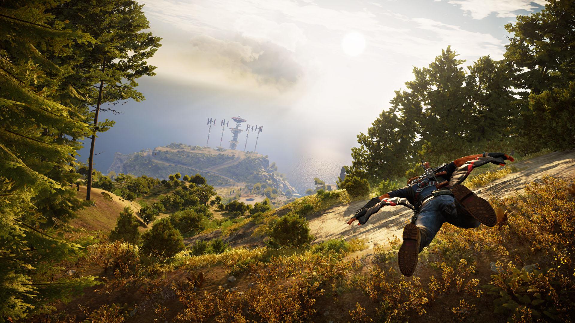 Premier Trailer De Just Cause 3 Avec Des Images Xbox One